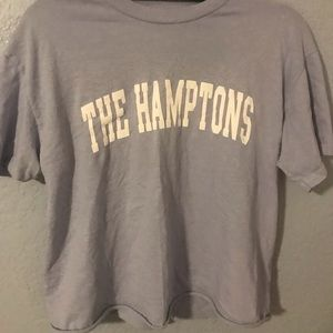 brandy melville hampton's top